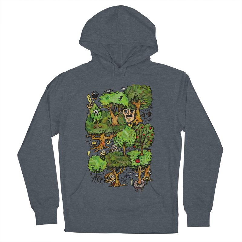 Into the Green Men's Pullover Hoody by vtavast's Artist Shop
