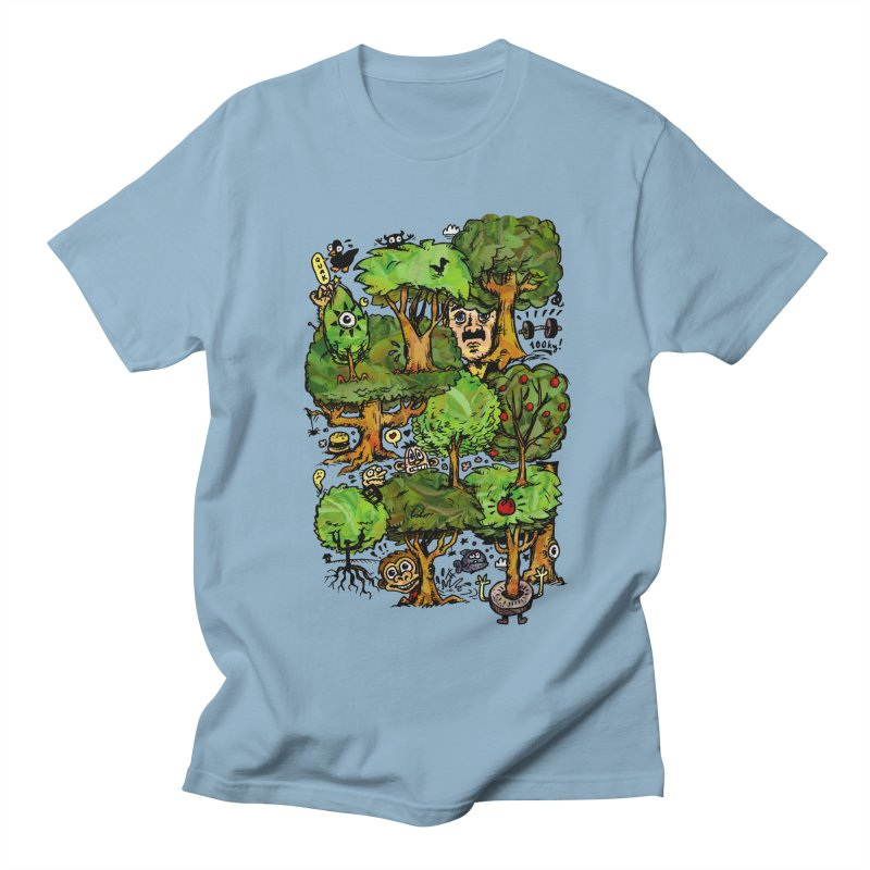 Into the Green Women's Regular Unisex T-Shirt by vtavast's Artist Shop