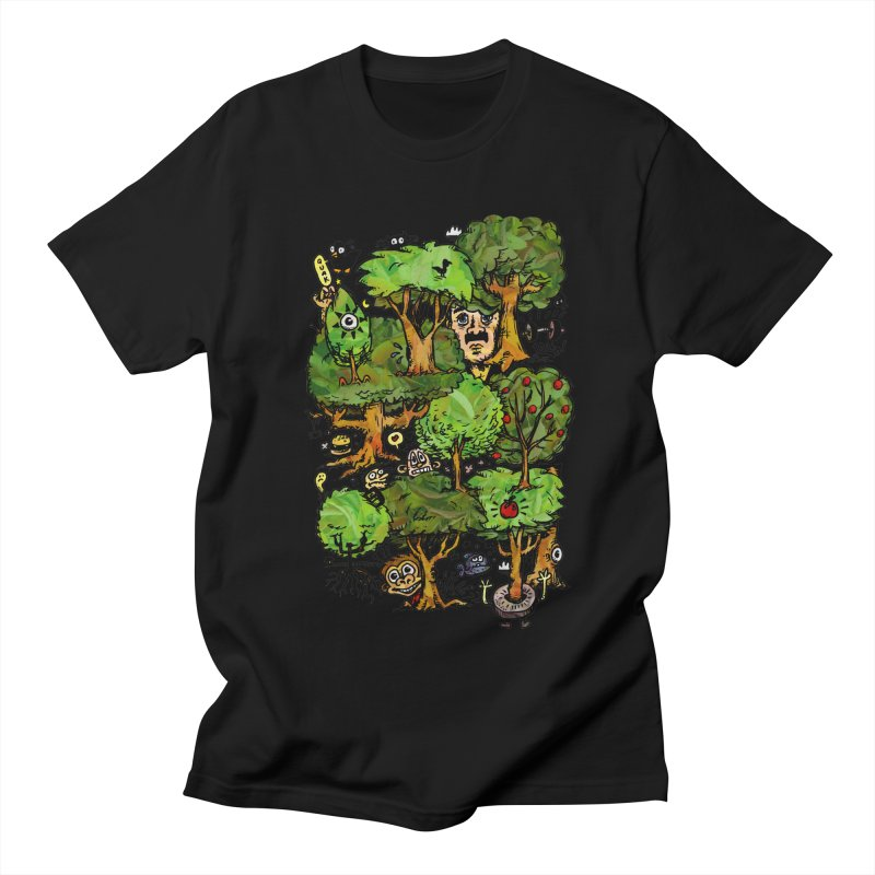 Into the Green Men's T-Shirt by vtavast's Artist Shop