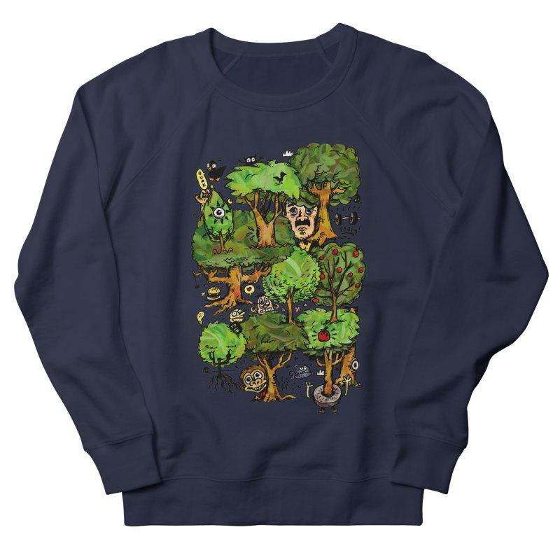 Into the Green Men's Sweatshirt by vtavast's Artist Shop
