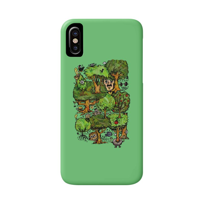 Into the Green Accessories Phone Case by vtavast's Artist Shop