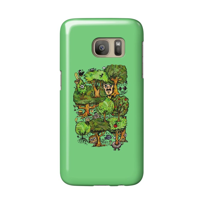 Into the Green Accessories Water Bottle by vtavast's Artist Shop