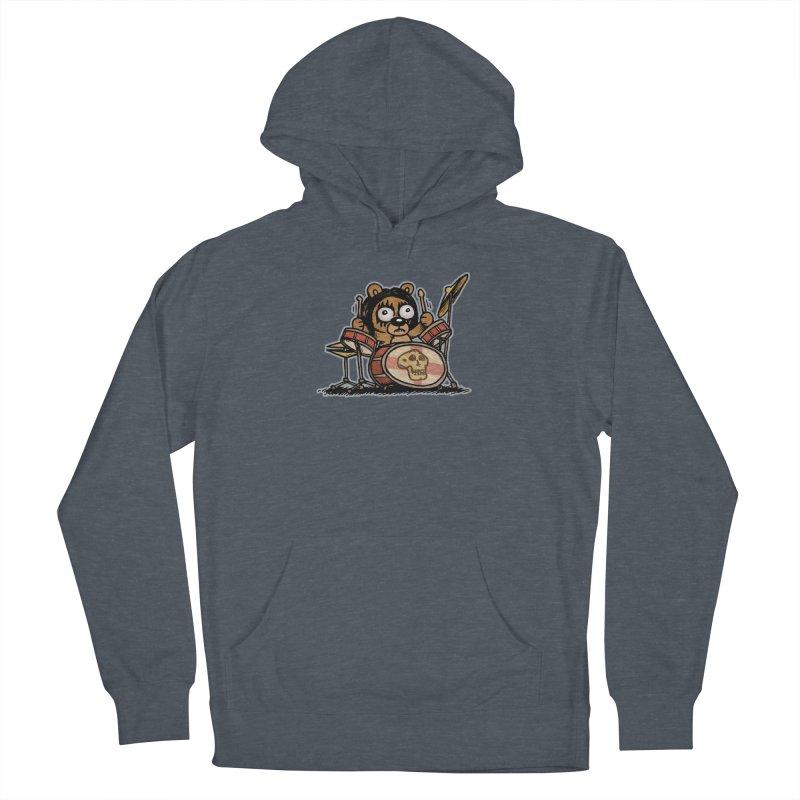 Rockin' Bear Women's Pullover Hoody by vtavast's Artist Shop