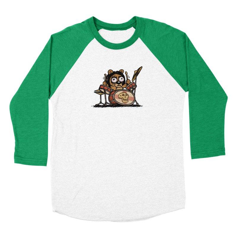 Rockin' Bear Women's Longsleeve T-Shirt by vtavast's Artist Shop