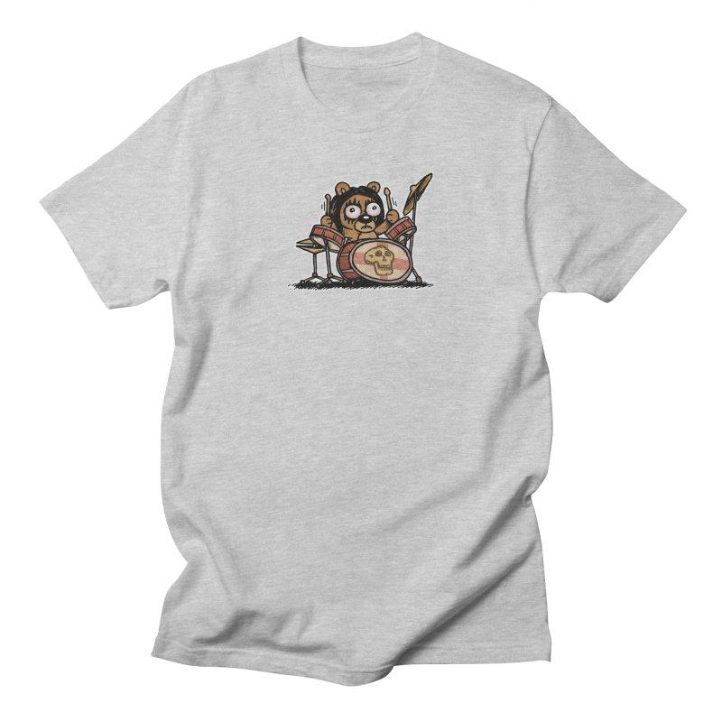 Rockin' Bear Men's T-Shirt by vtavast's Artist Shop
