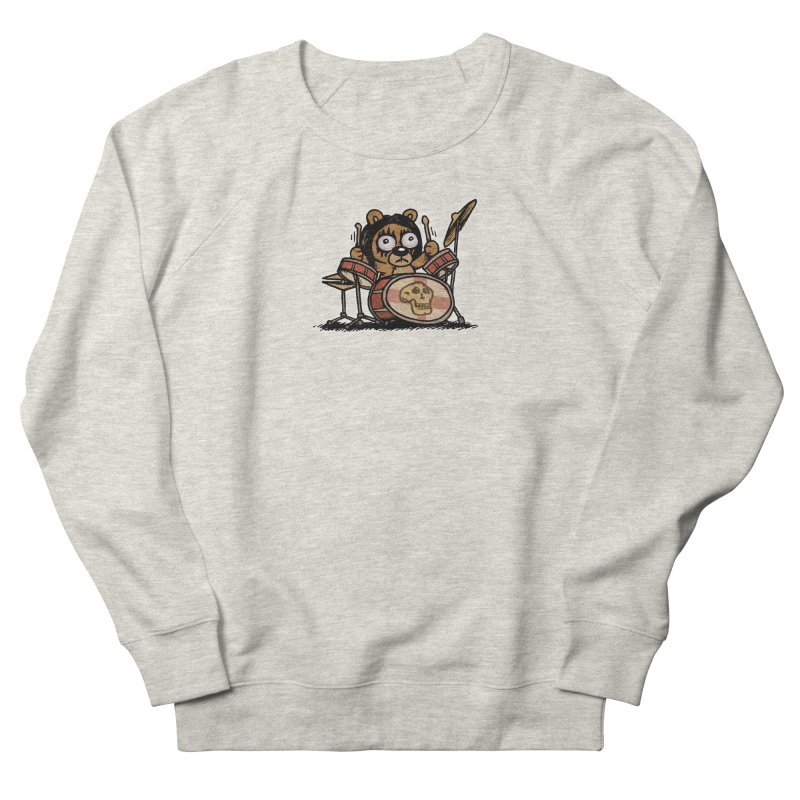 Rockin' Bear Women's Sweatshirt by vtavast's Artist Shop