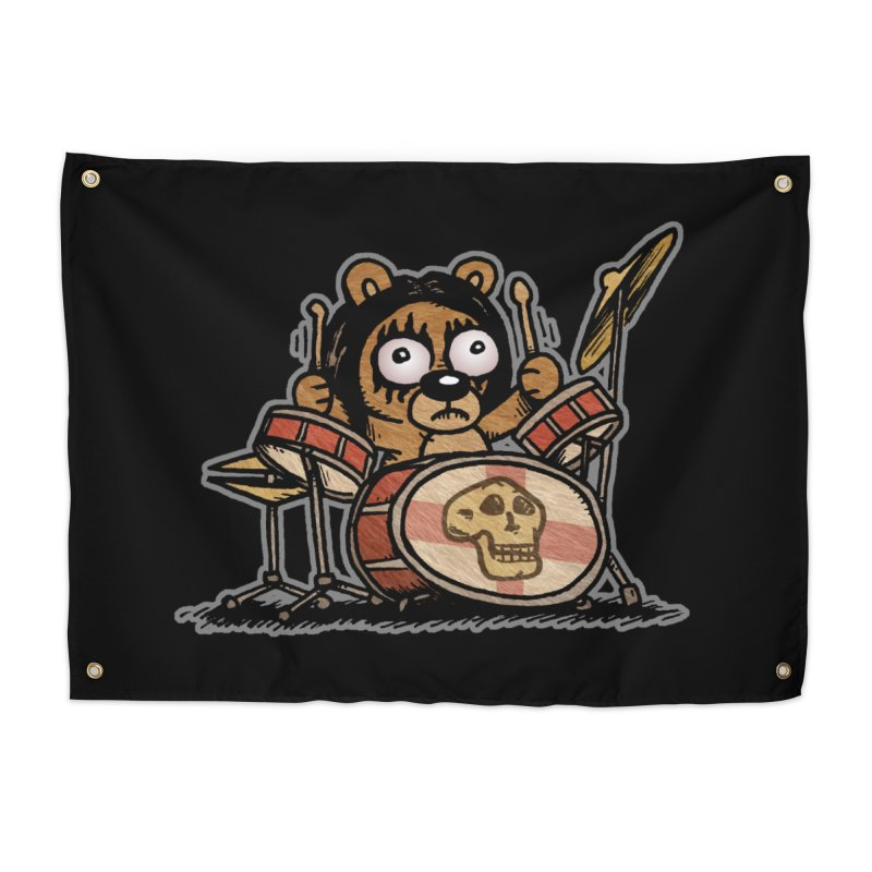 Rockin' Bear Home Tapestry by vtavast's Artist Shop