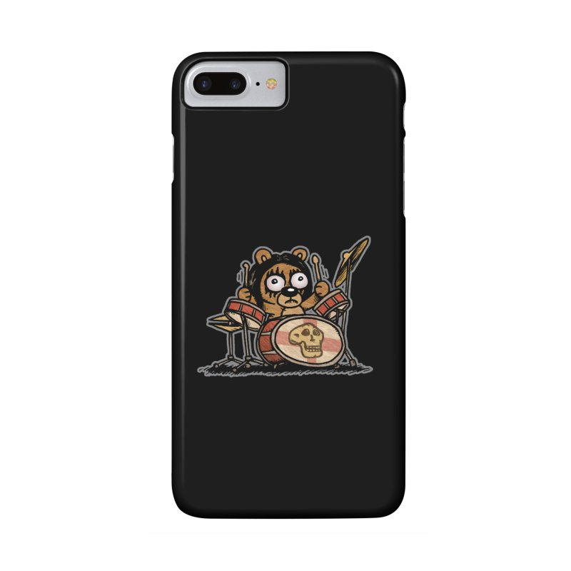 Rockin' Bear Accessories Phone Case by vtavast's Artist Shop