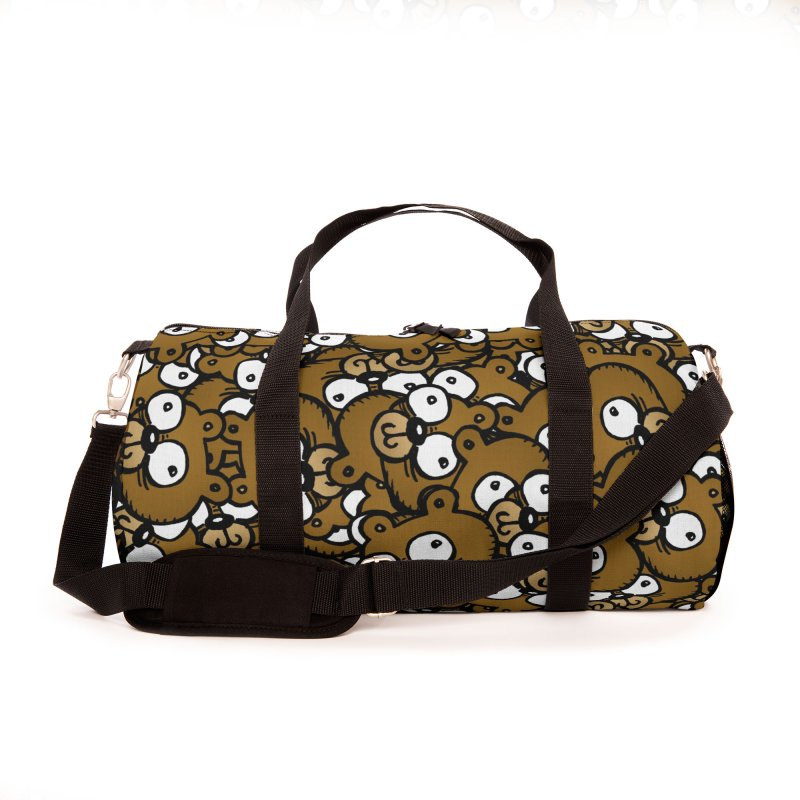 Bears for Days Accessories Bag by vtavast's Artist Shop
