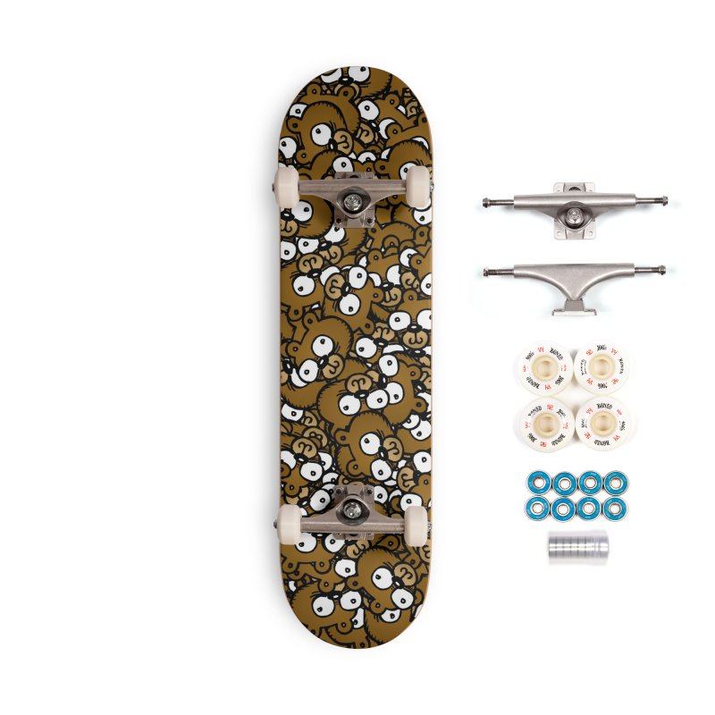 Bears for Days Accessories Skateboard by vtavast's Artist Shop