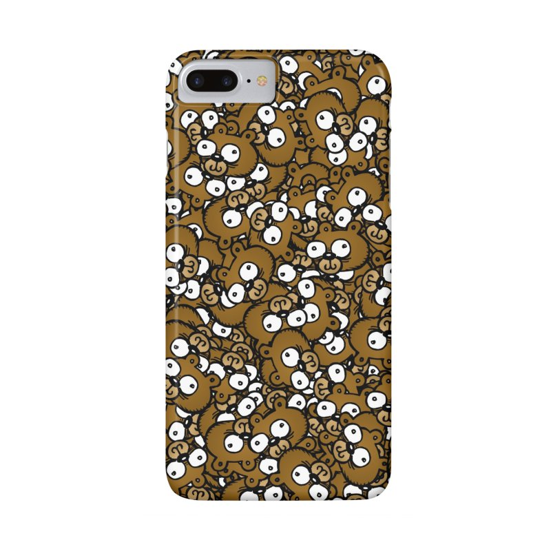 Bears for Days Accessories Phone Case by vtavast's Artist Shop