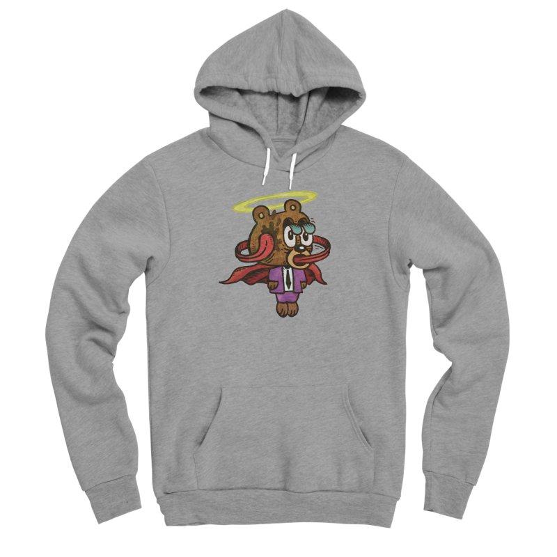 Super Duper Bear Women's Pullover Hoody by vtavast's Artist Shop