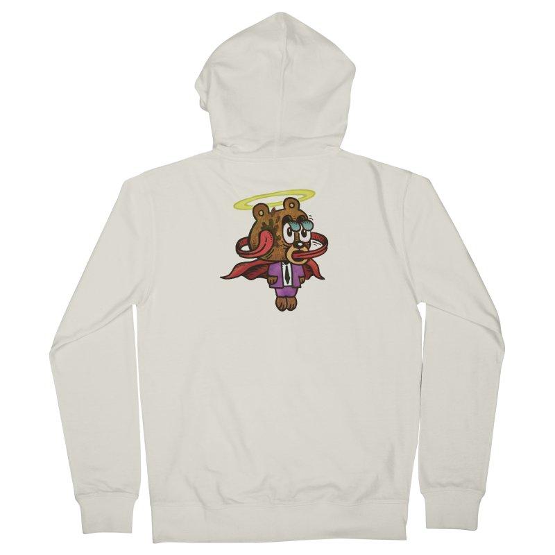 Super Duper Bear Women's Zip-Up Hoody by vtavast's Artist Shop