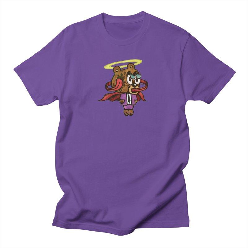 Super Duper Bear Women's Regular Unisex T-Shirt by vtavast's Artist Shop