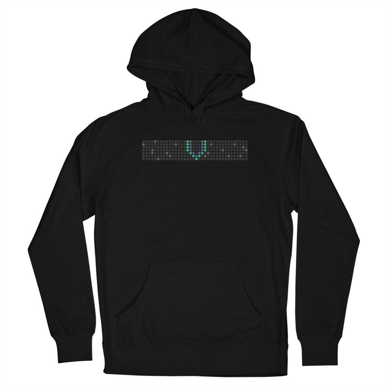 Vue Graph Women's Pullover Hoody by The Vue Shop