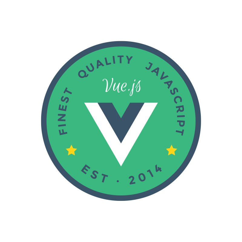 Vue Badge   by The Vue Shop