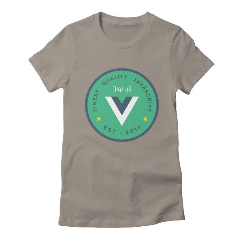 Vue Badge Women's T-Shirt by The Vue Shop
