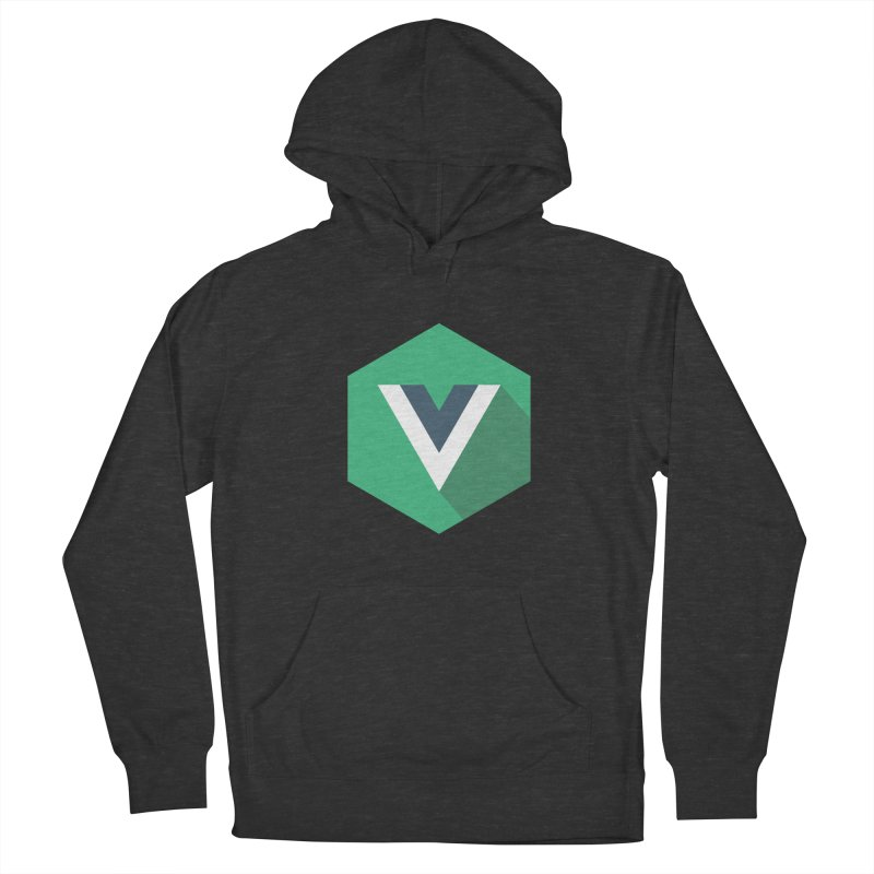 Vue Hex Men's Pullover Hoody by The Vue Shop