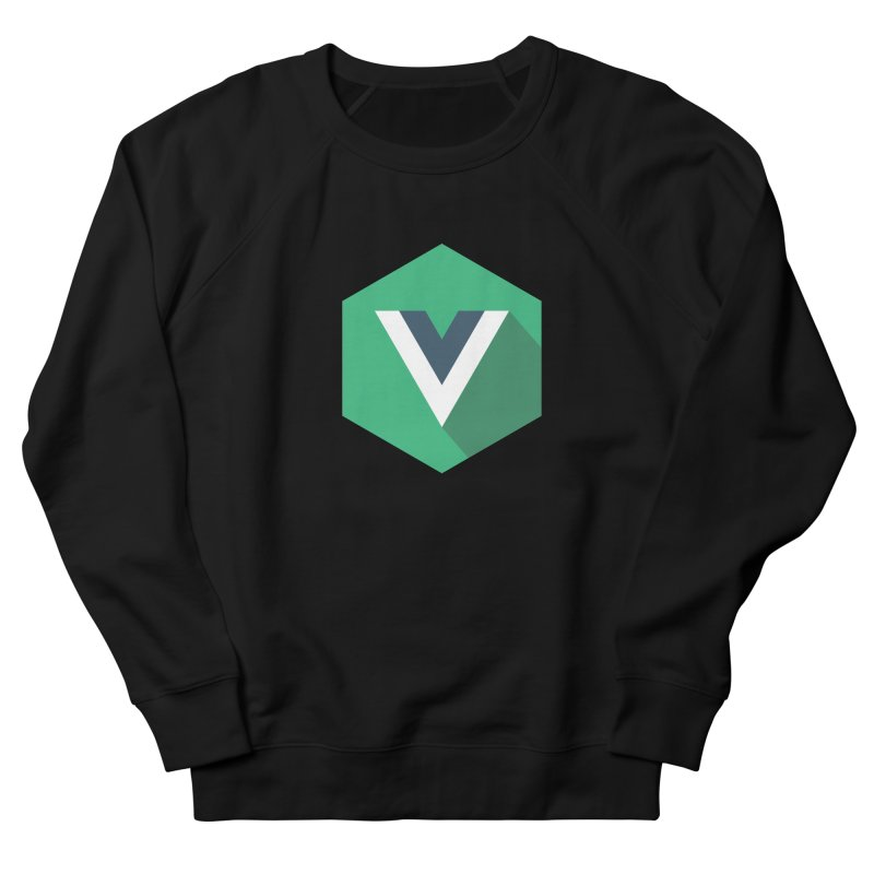Vue Hex Men's Sweatshirt by The Vue Shop