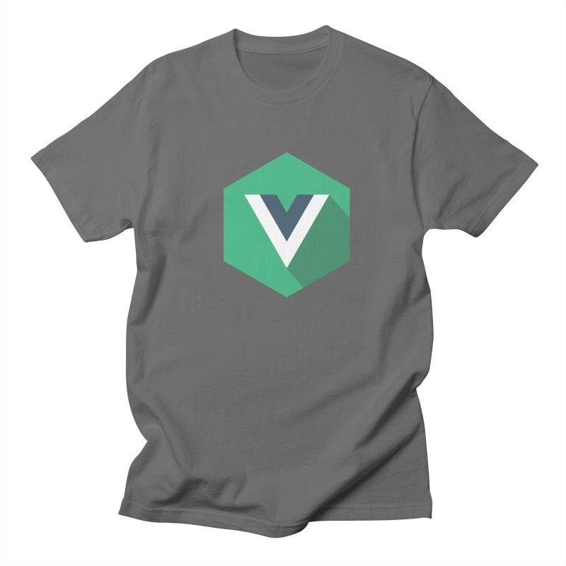 Vue Hex Men's T-Shirt by The Vue Shop