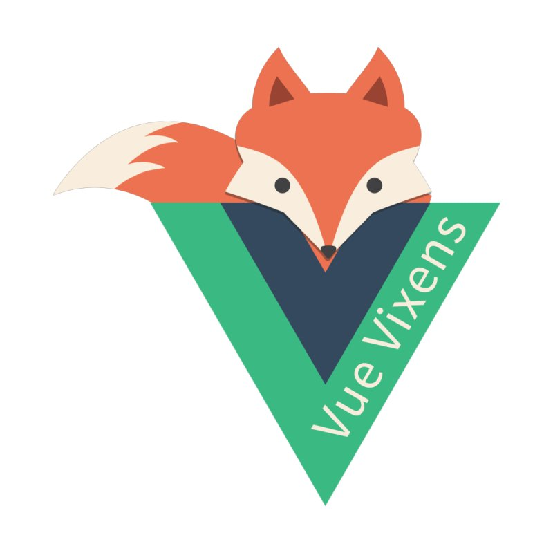 logo by Vue Vixens Shop