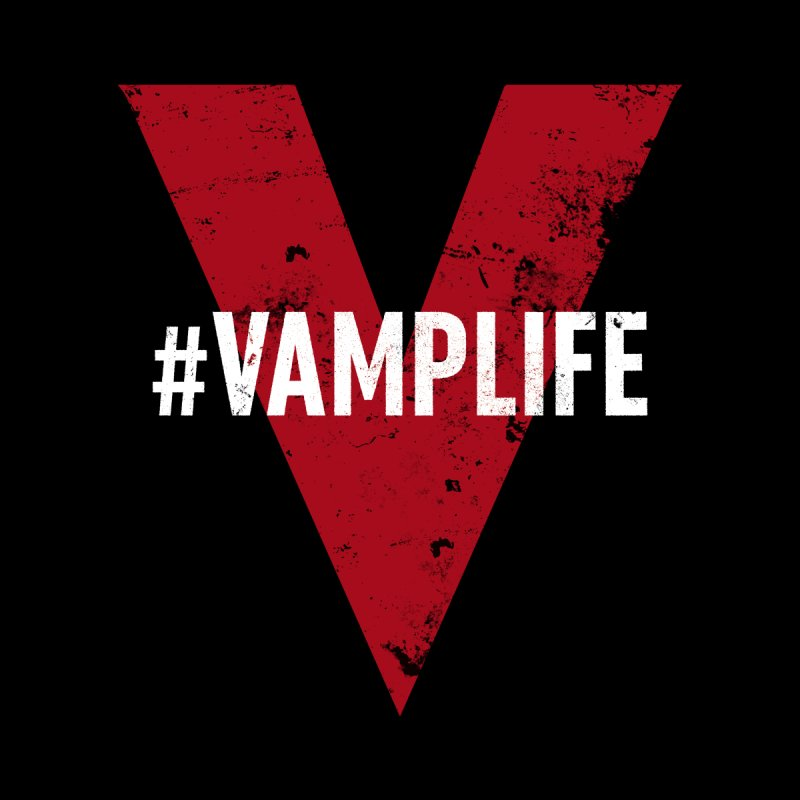 Vamp Life (Apparel) Men's T-Shirt by V WARS