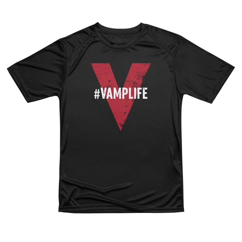 Vamp Life (Apparel) Men's T-Shirt by V WARS