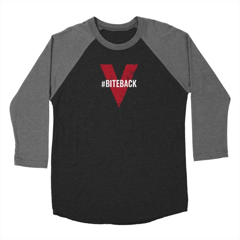 Bite Back (Apparel) Women's Longsleeve T-Shirt by V WARS