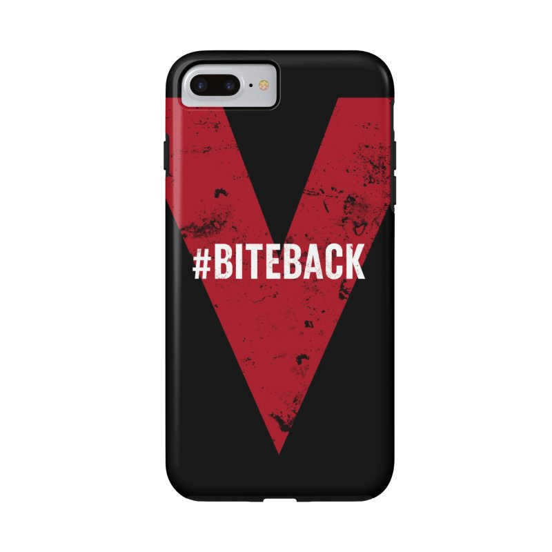Bite Back (Phone Case) Accessories Phone Case by V WARS