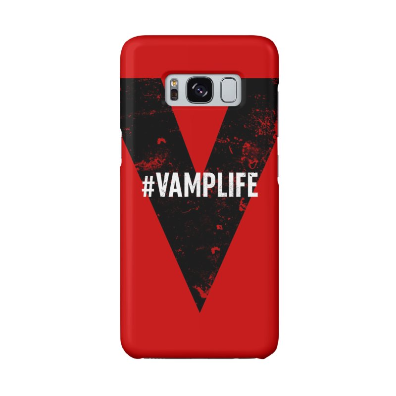 Vamp Life (Phone Case) Accessories Phone Case by V WARS