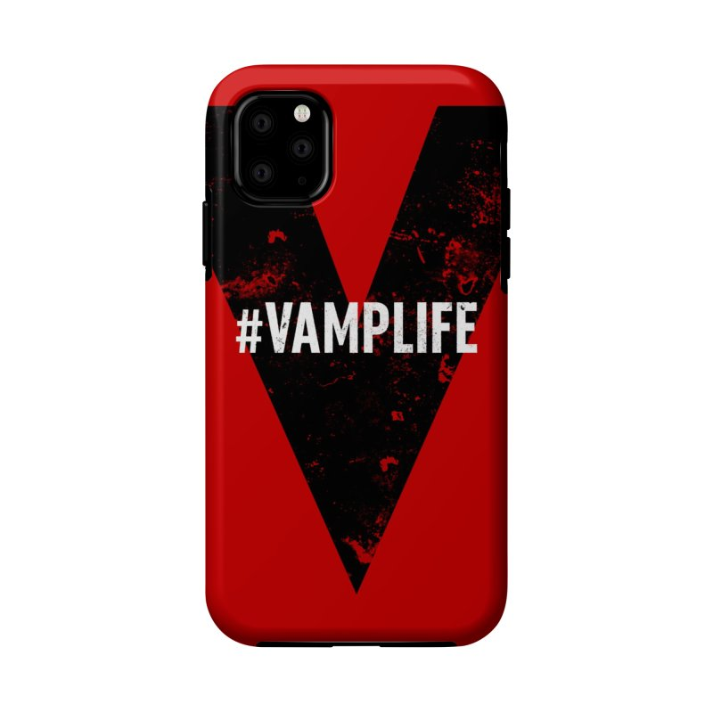 Vamp Life (Phone Case) in iPhone 11 Phone Case Tough by V WARS