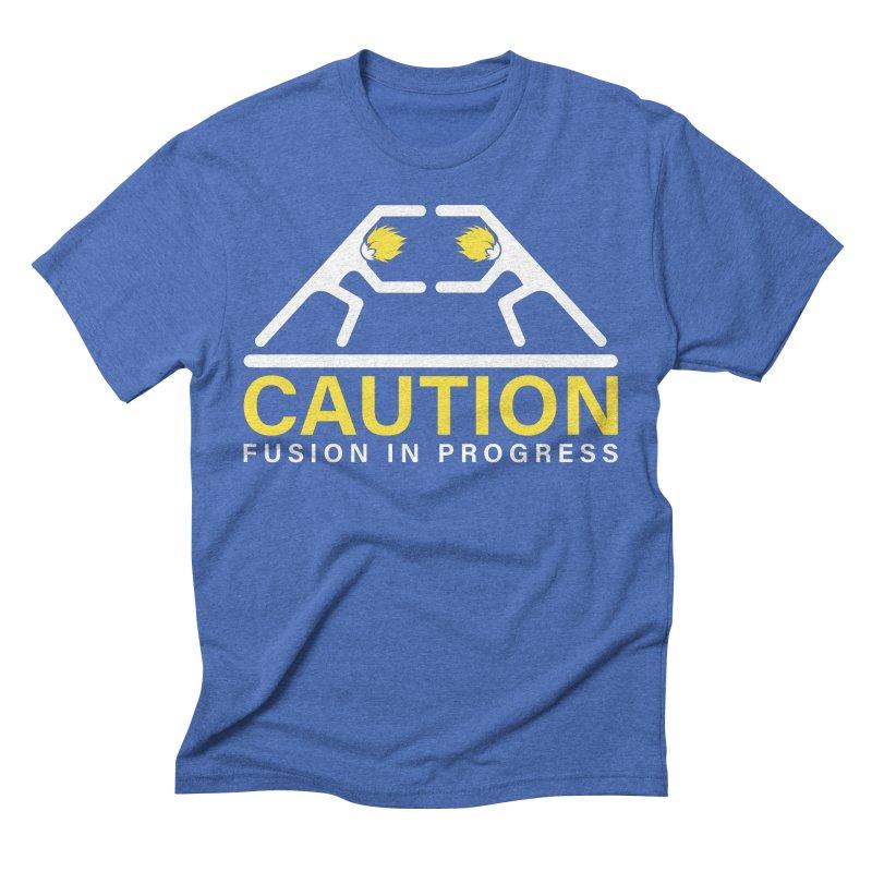 Fusion in Progress Men's T-Shirt by Wood-Man's Artist Shop