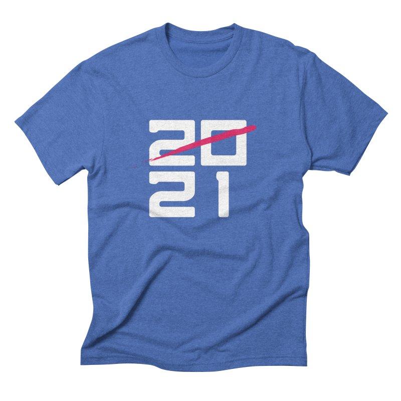 2021 Men's T-Shirt by Wood-Man's Artist Shop