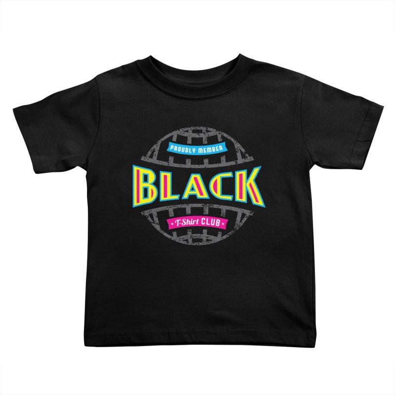 BLK TSHIRT CLUB   by Rocket Artist Shop