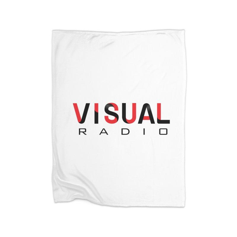 Visual Radio - NEW ITEM Home Blanket by WACK 90.1fm Merchandise Store