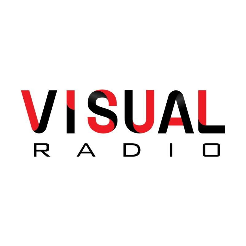 Visual Radio - NEW ITEM Home Throw Pillow by WACK 90.1fm Merchandise Store