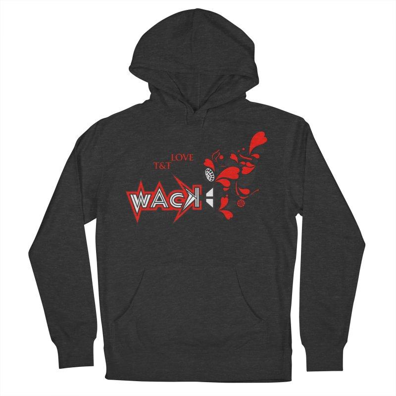 WACK Carnival 2018 Logo Men's French Terry Pullover Hoody by WACK 90.1fm Merchandise Store