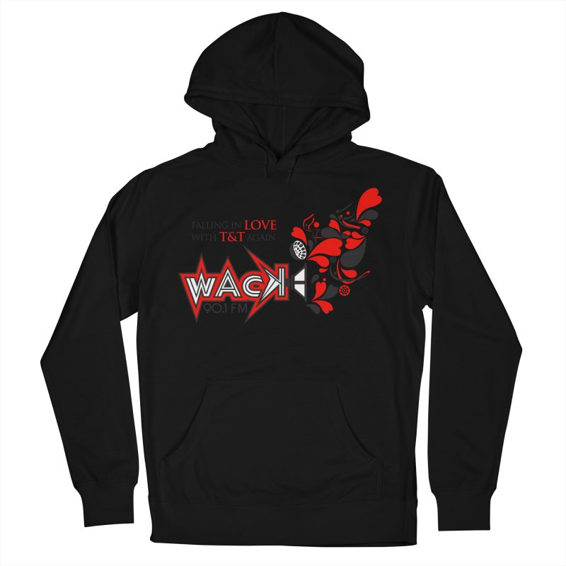 WACK Carnival 2018 Logo Men's French Terry Pullover Hoody by WACK 90.1fm Merchandise Store