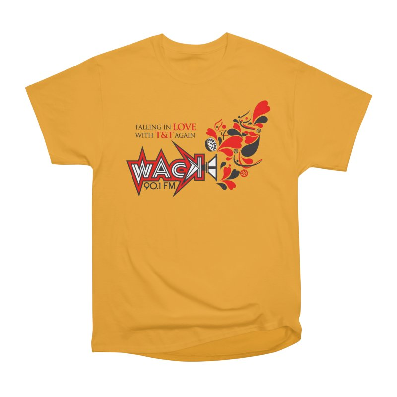 WACK Carnival 2018 Logo Women's Heavyweight Unisex T-Shirt by WACK 90.1fm Merchandise Store