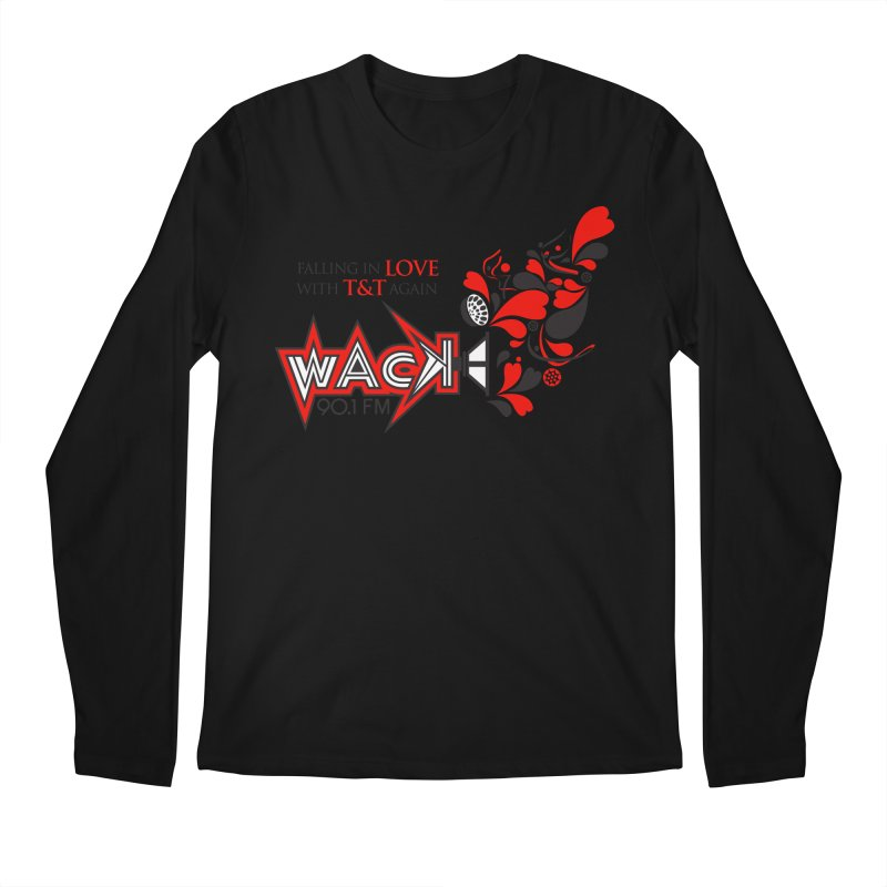 WACK Carnival 2018 Logo Men's Regular Longsleeve T-Shirt by WACK 90.1fm Merchandise Store