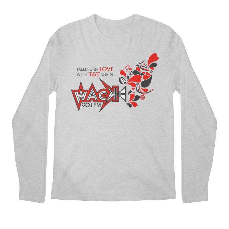 WACK Carnival 2018 Logo Men's Regular Longsleeve T-Shirt by WACK 90.1fm Merchandise Store