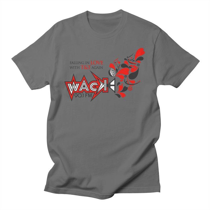 WACK Products Men's T-Shirt by WACK 90.1fm Merchandise Store