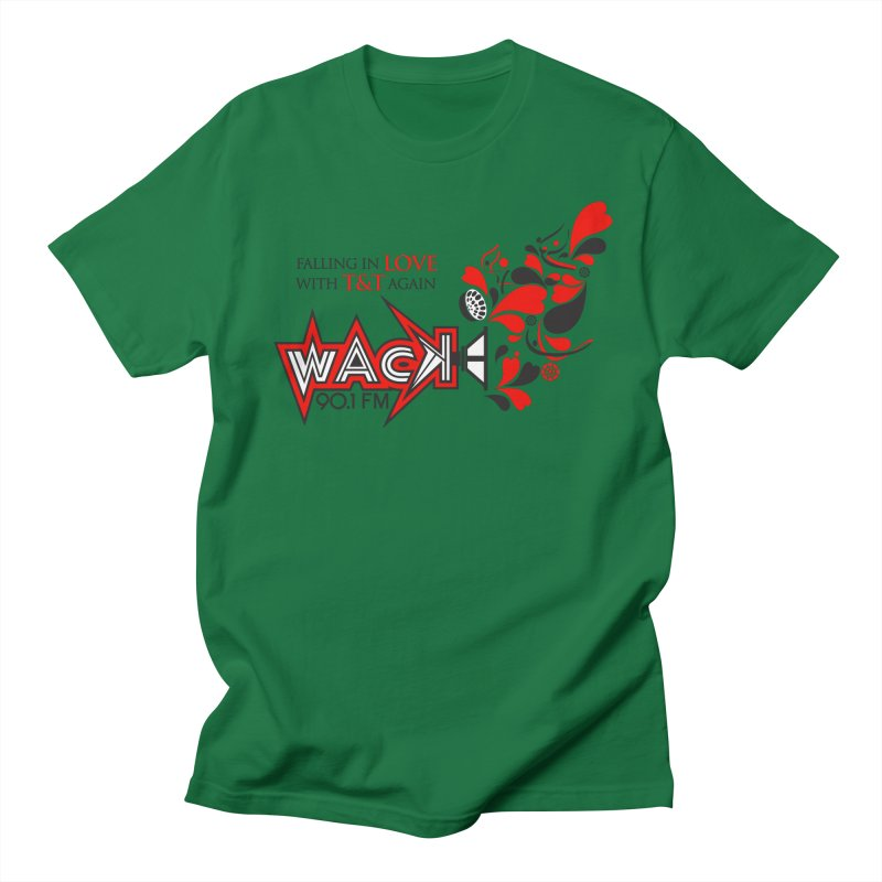 WACK Carnival 2018 Logo Men's Regular T-Shirt by WACK 90.1fm Merchandise Store