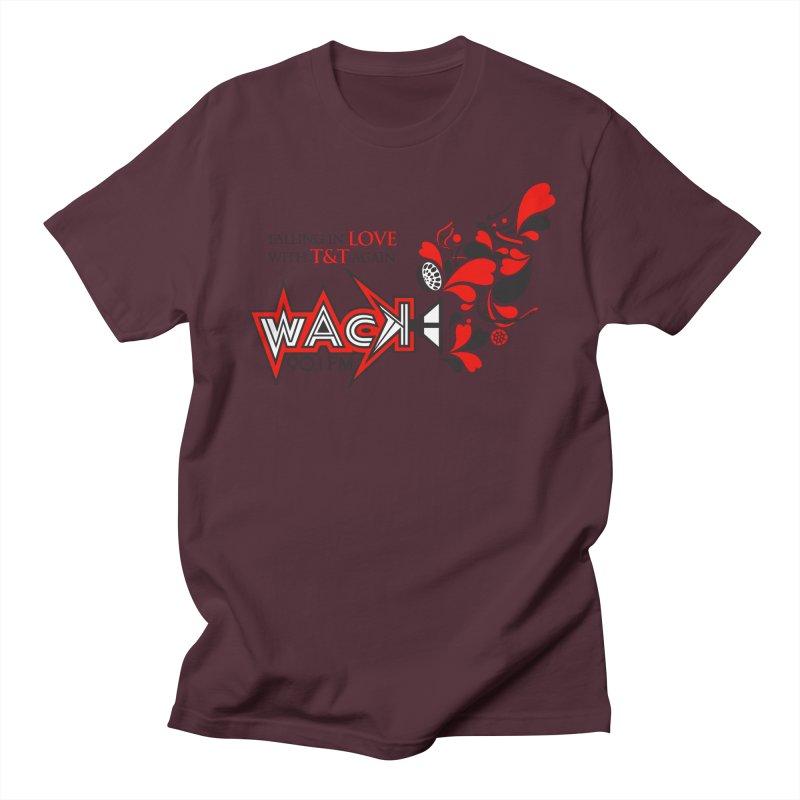 WACK Carnival 2018 Logo Men's Regular T-Shirt by WACK 90.1fm Merchandise Store
