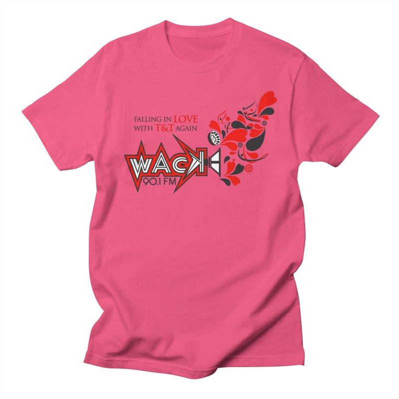 WACK Carnival 2018 Logo Women's Regular Unisex T-Shirt by WACK 90.1fm Merchandise Store
