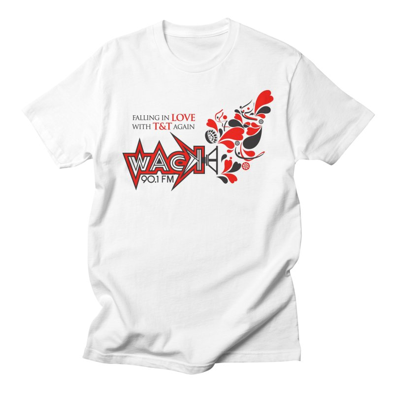 WACK Carnival 2018 Logo Men's T-Shirt by WACK 90.1fm Merchandise Store