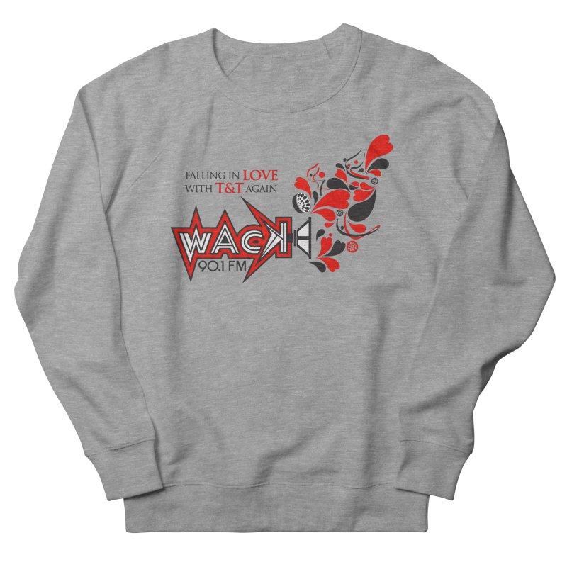 WACK Carnival 2018 Logo Men's French Terry Sweatshirt by WACK 90.1fm Merchandise Store