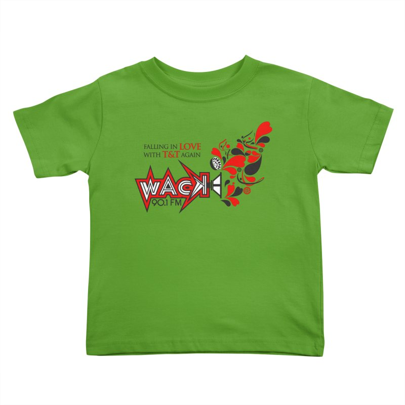 WACK Products Kids Toddler T-Shirt by WACK 90.1fm Merchandise Store