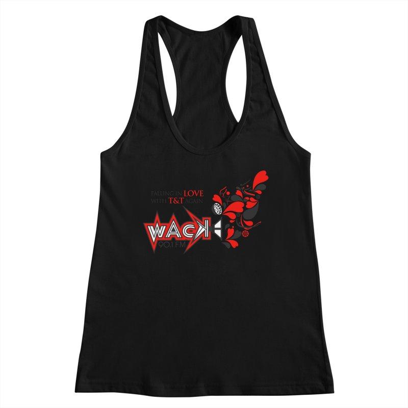 Women's None by WACK 90.1fm Merchandise Store