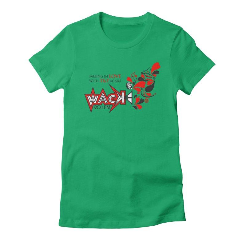 WACK Products Women's T-Shirt by WACK 90.1fm Merchandise Store